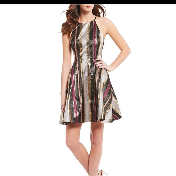 Badgley Mischka Dresses & Skirts - BADGLEY MISCHKA  DRESS NWT